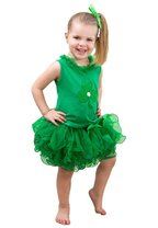 girls St. Patricks day dress