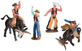 RODEO TOY BULL RIDER TOY