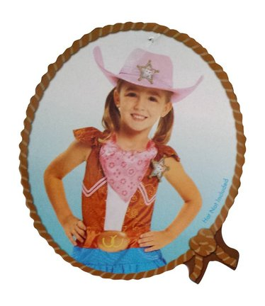 Sheriff Callie's Wild West Costume
