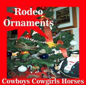 Rodeo Ornament