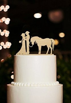 Western Wedding Cake Toppers And Western Wedding Cake