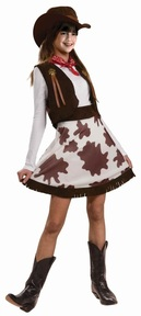 western cowgirl costume for girls