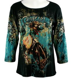 ladies western shirt