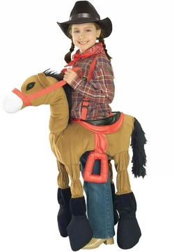 ride  pony toy