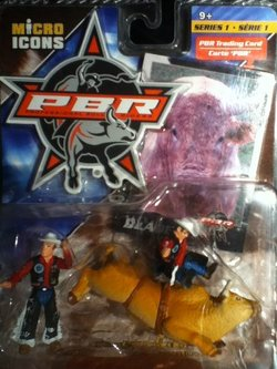 RODEO TOY PBR BULL TOY