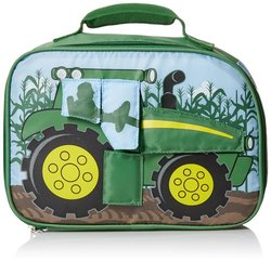 lunch box with tractor