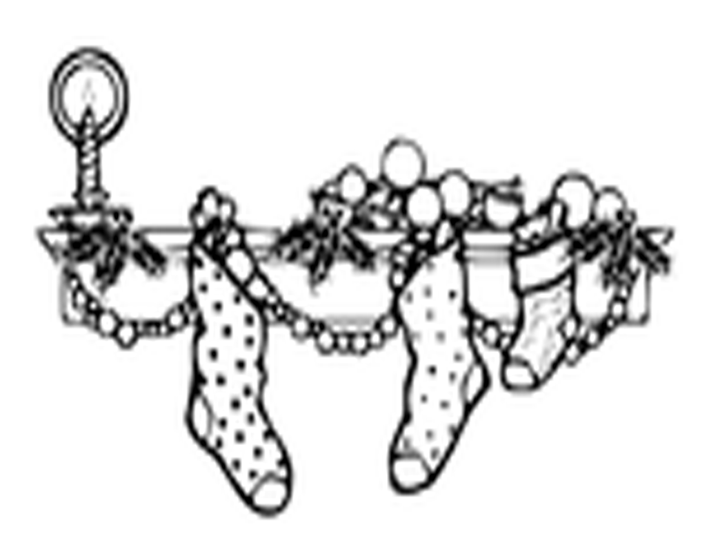 christmas coloring pages dancing cowgirl design