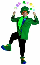 Lucky Charms Leprechaun costume