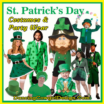 Saint Patricks Day Costumes