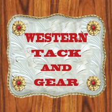 western tack and gear BY DANCING COWGIRL DESIGN