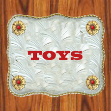 toys BY DANCING COWGIRL DESIGN