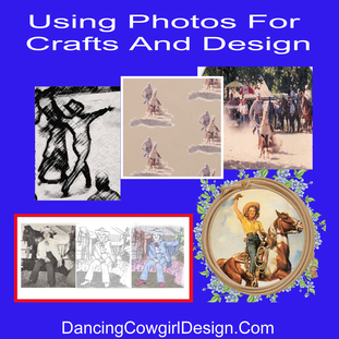 using photos for crafts and designs