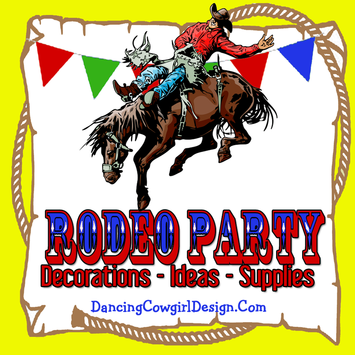 Western Rodeo Party Ideas