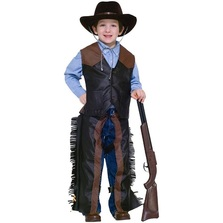wild west cowboy costume boy