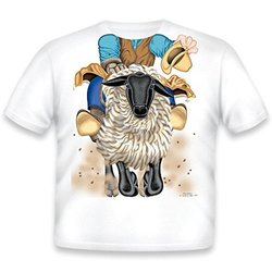 mutton bustin' t-shirt for kids