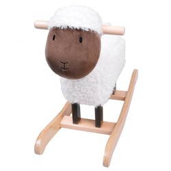 mutton bustin rideo on sheep rocking toy