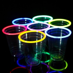 glow stick party cup