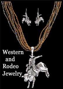 jewelry western and rodeo