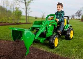 john Deere Tractor for kids