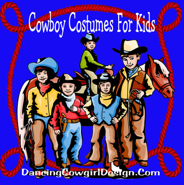 cowboy costume for boy