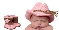 cowgirl baby clothes