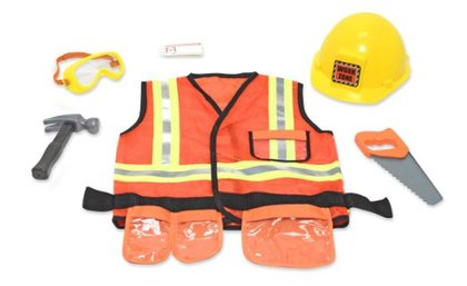 kids construction worker outfit