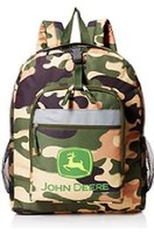 camo print back pack