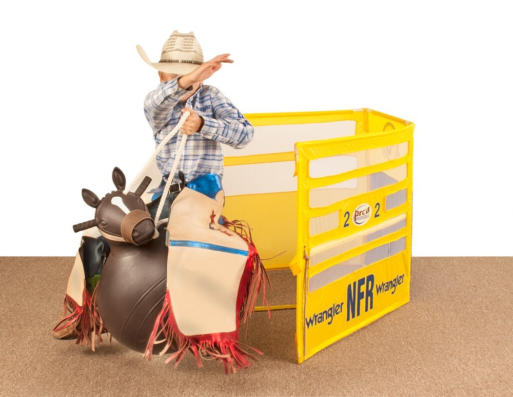 bucking chute toy bull riding chute toy