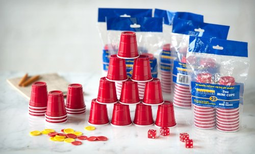 party game with cups