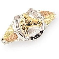 horseshoe ring for women