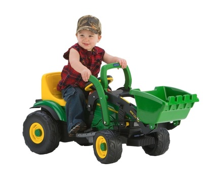 John Deer Tractor ride on toy for kids