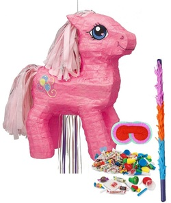 my little pony horse pinata