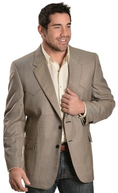 tweed sports coat