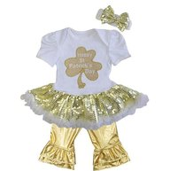 baby St. Particks Day outfit