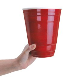 red solo cup giant size