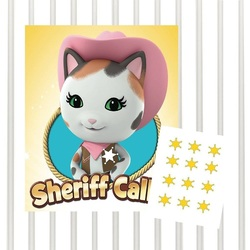 sheriff callie party game