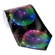 disco ball necktie