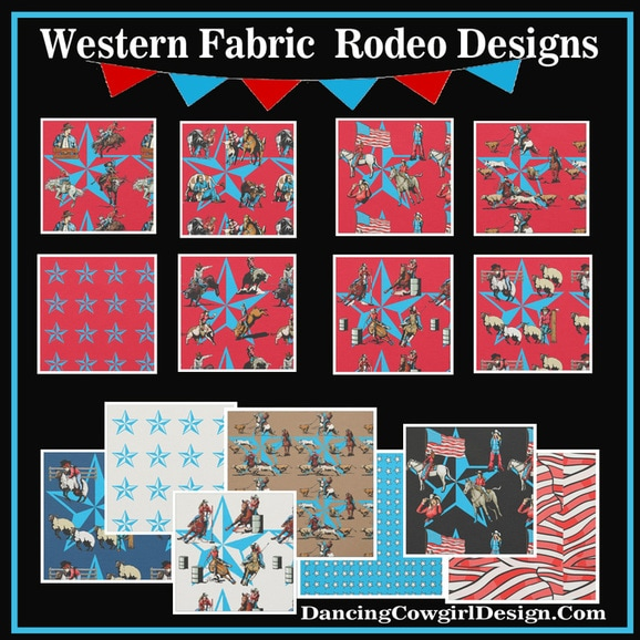 rodeo fabric