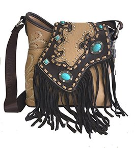 western cross body bag