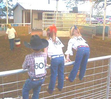 stick horse rodeo
