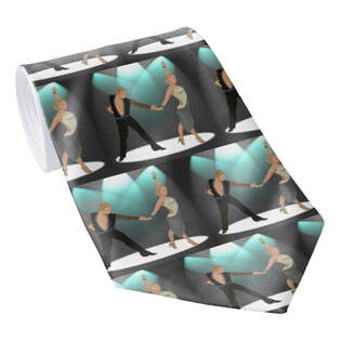 dancer necktie