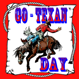 Go - Texan Day
